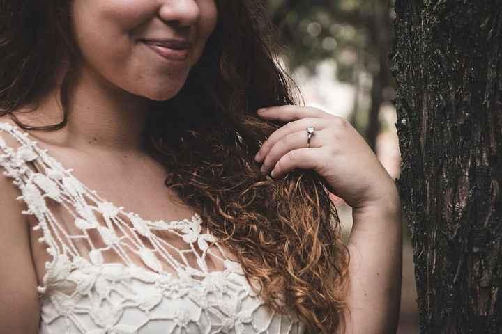 Anéis de noivado - 2
