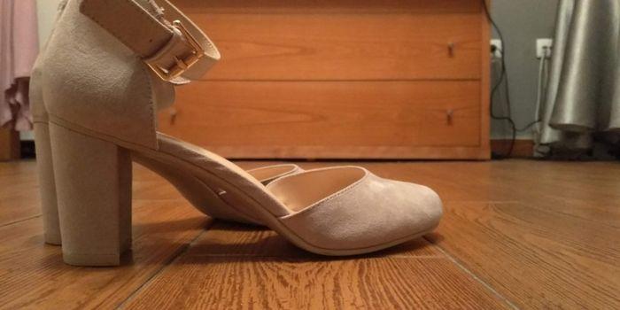 Sapatos casamento 1