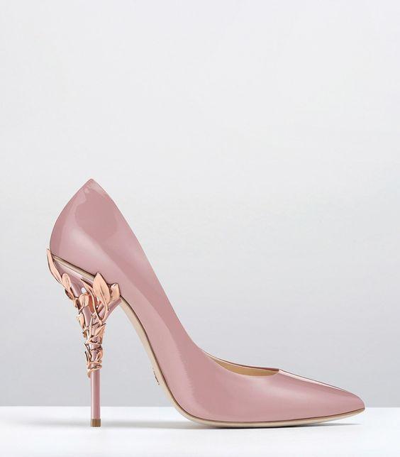 Outubro é Rosa 💕- Sapatos 6