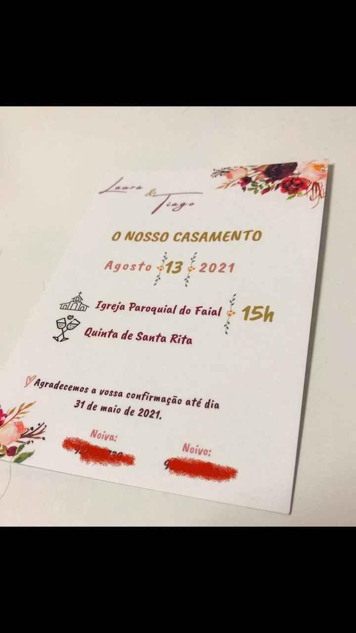 Convites - 5