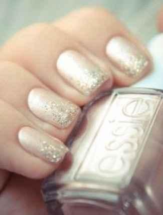 Decoração de unhas para noivas - 3