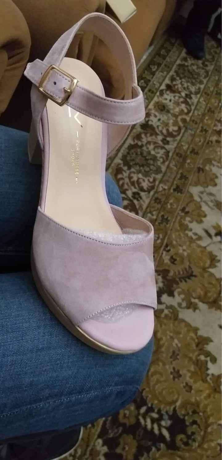 Sapatos casamento - 1