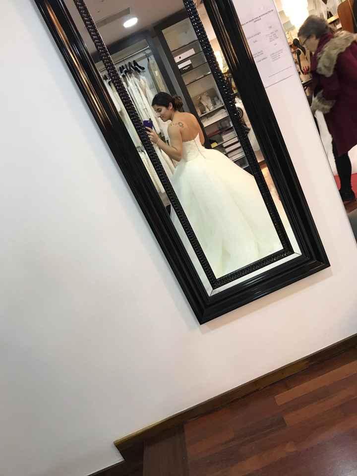 2 prova do vestido ❤️ - 2