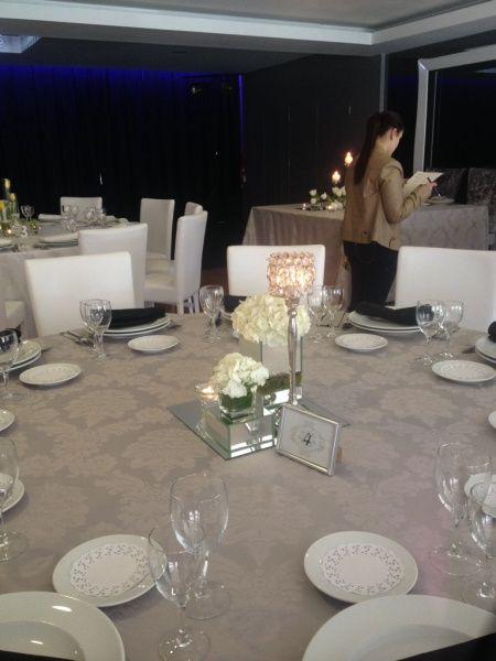 Clube da noiva prateada/cinzenta - 1