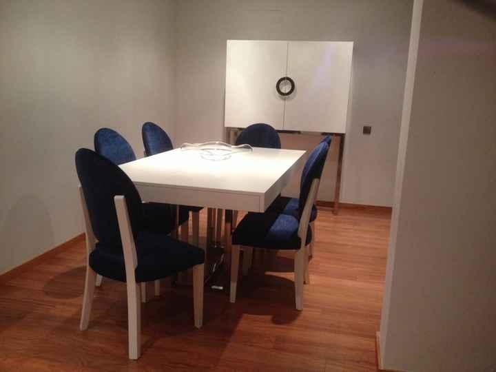 Minha sala de jantar - 1