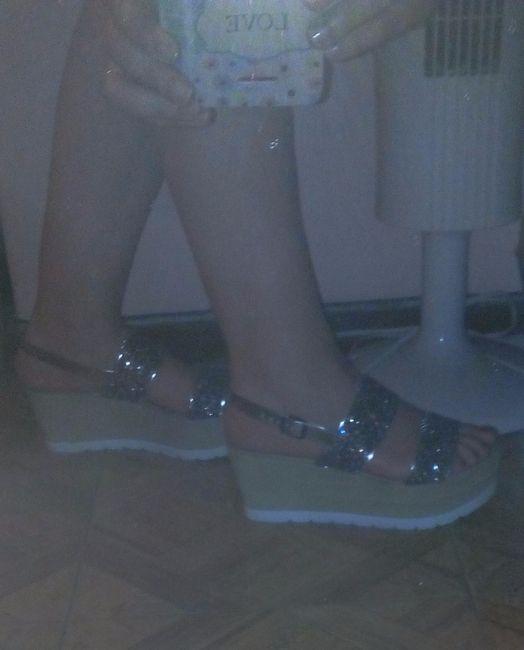 Segundos sapatos