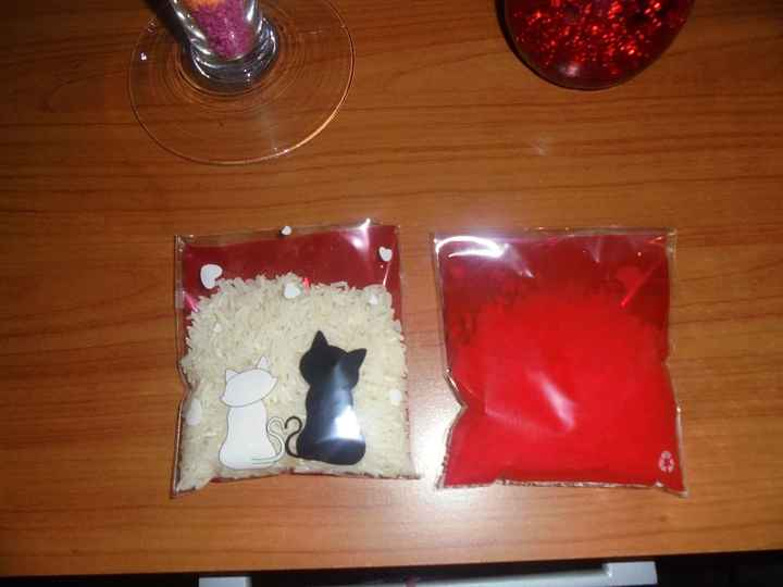 Sacos arroz