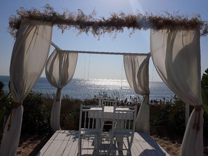 Casamento na Praia 5