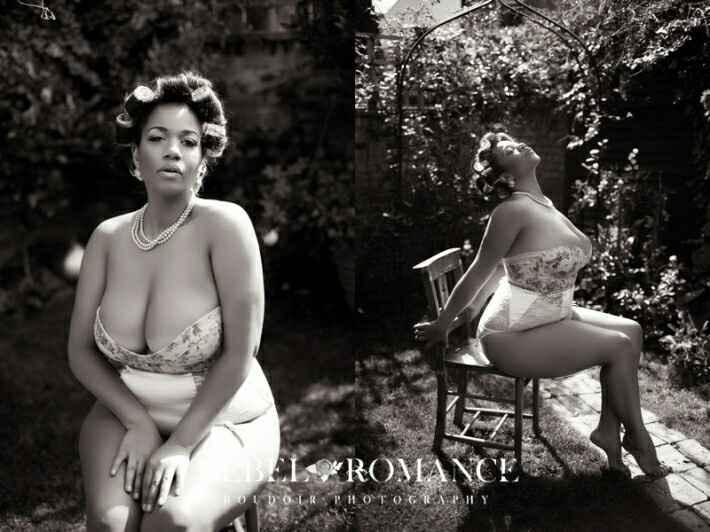 Sessão boudoir com curvinhas quem se atreve? - 5
