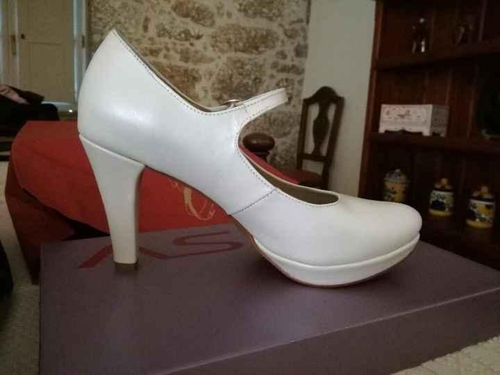 Sapatos - check! - 1