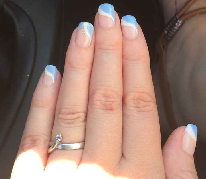 Manicure e pedicure - check! - 2