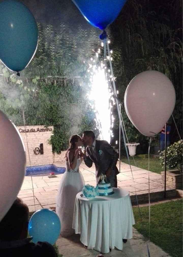 2 meses de casados - bodas de sorvete! - 1