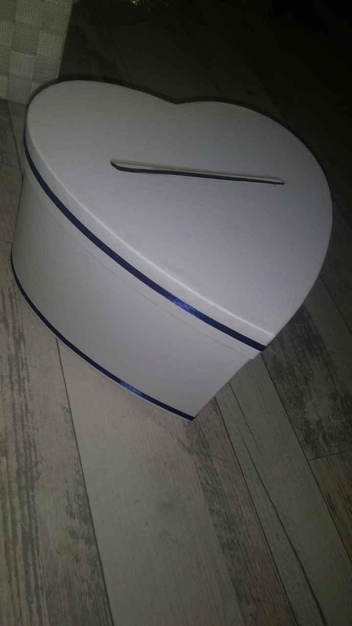 caixa para envelopes