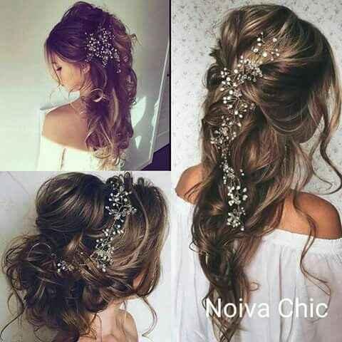 Acessório cabelo - 1