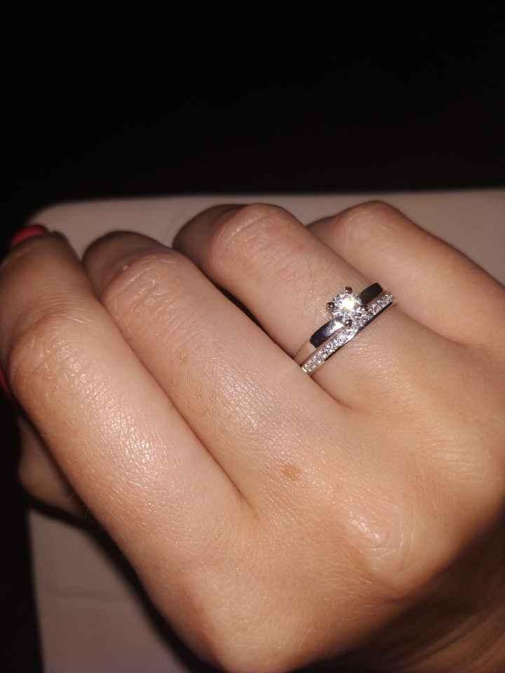 Bora partilhar o nosso anel de noivado? 💍😍 15