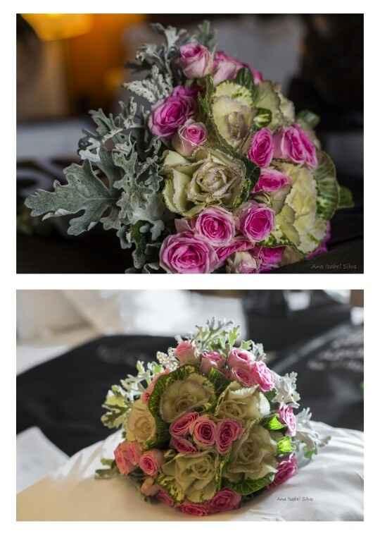 O meu vestido, véu e bouquet! - 1