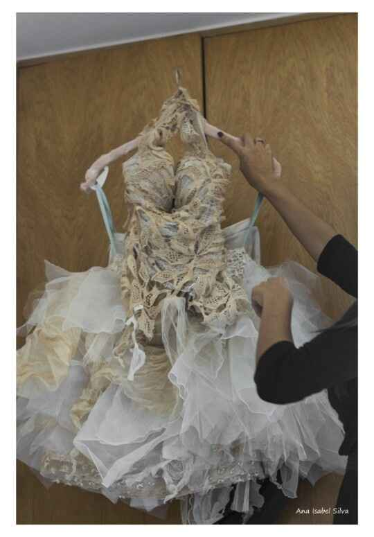 O meu vestido, véu e bouquet! - 2