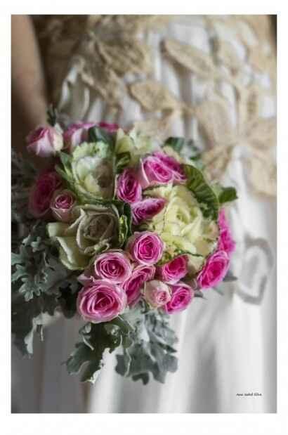 O meu vestido, véu e bouquet! - 5