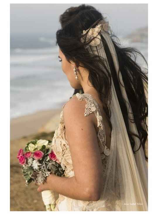 O meu vestido, véu e bouquet! - 8
