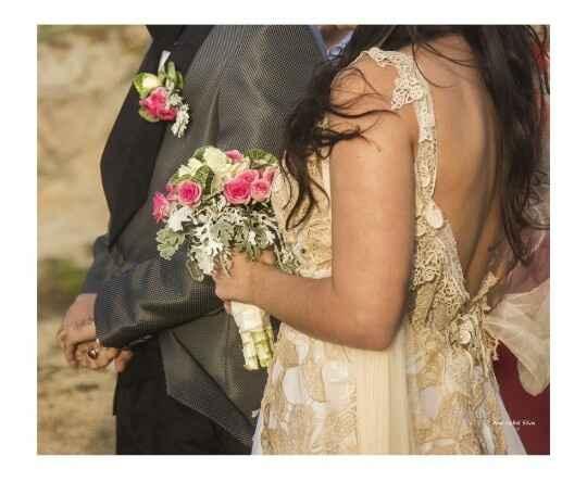 O meu vestido, véu e bouquet! - 9