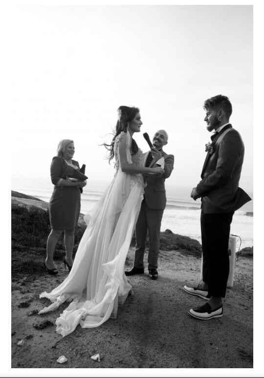 O meu vestido, véu e bouquet! - 11