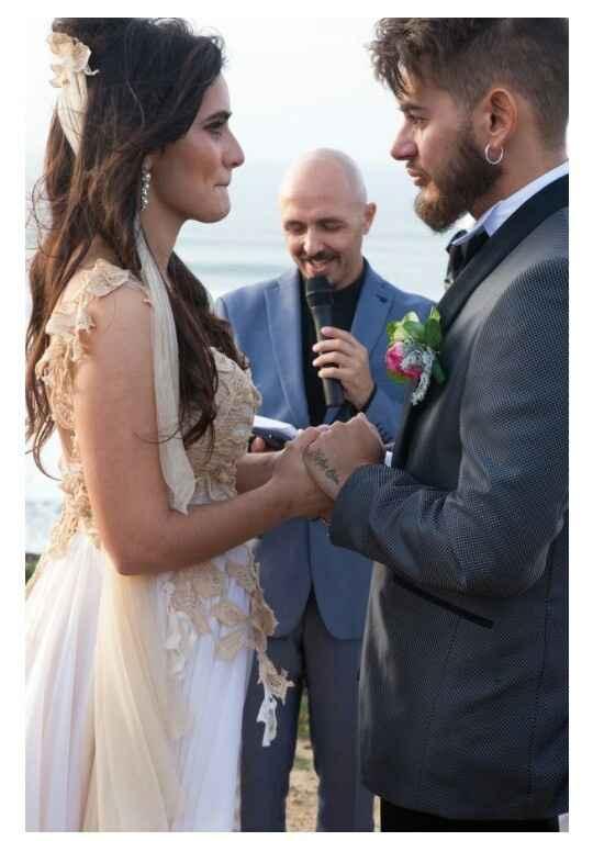 O meu vestido, véu e bouquet! - 12