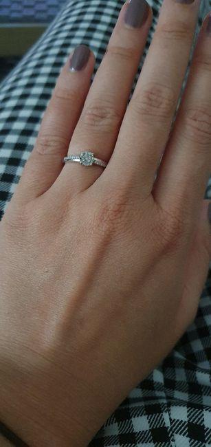 Mostra-nos o teu anel de noivado 😍💍 2