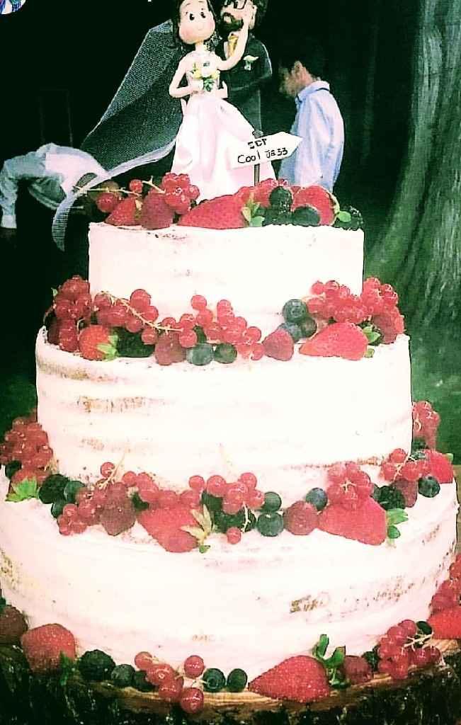 Escolha do bolo 🍰🥂 - 1