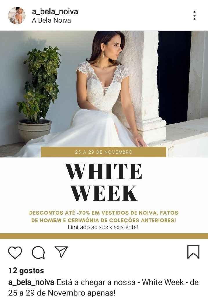 Desconto no vestido de noiva - 1