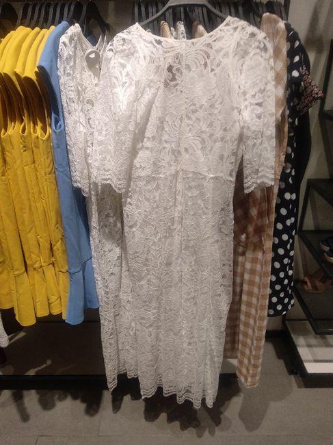 Vestido de renda Sfera 1