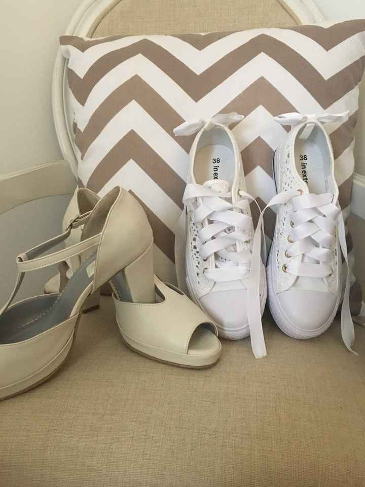 1os e 2os sapatos - 1
