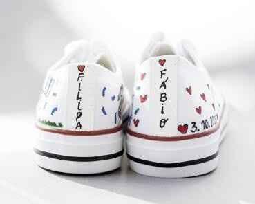 Vais comprar aqueles sapatos mesmo sabendo que te irão destroçar os pés? 1