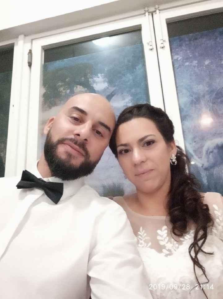 Casados de fresco - 1