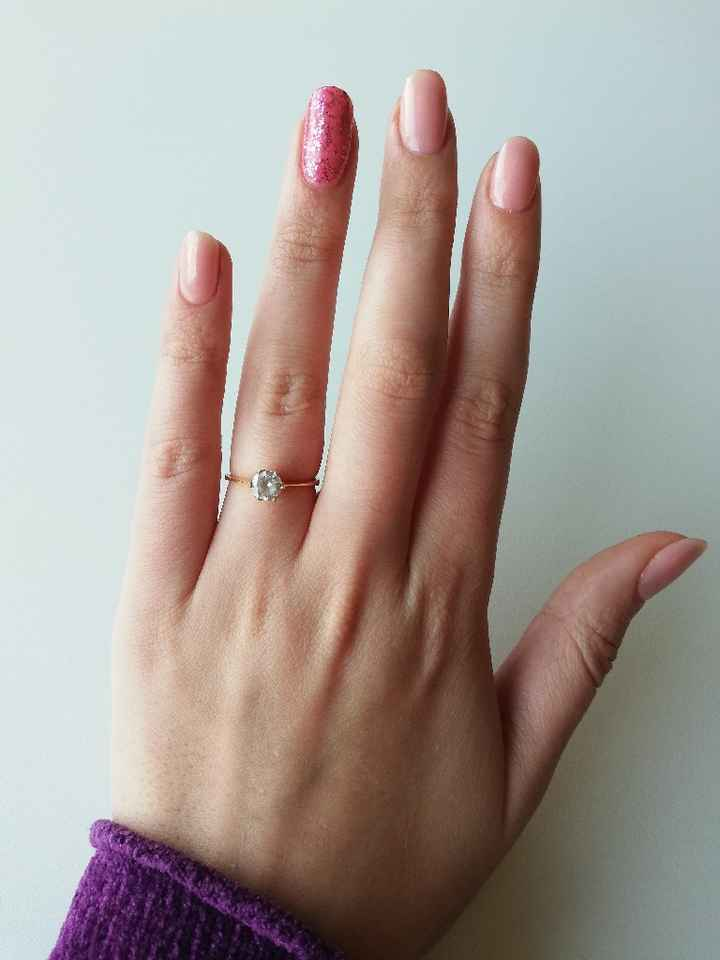 o anel de noivado...a paixão!! - 1