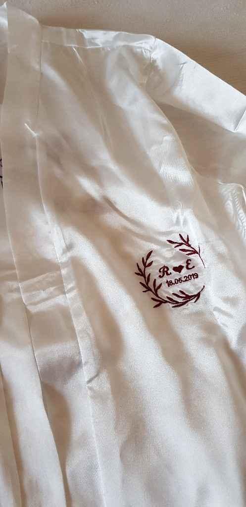 Chegou o robe 😍 - 2