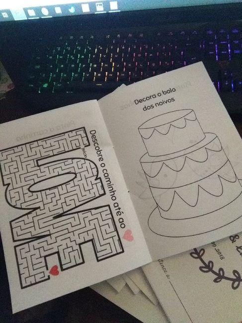 Livro atividades para crianças - 7