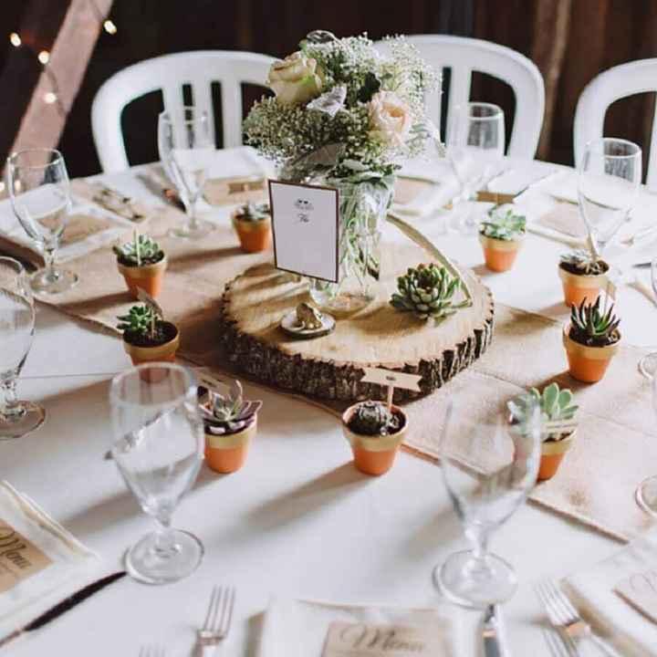 Estou apaixonad@ por este centro de mesa! - 2
