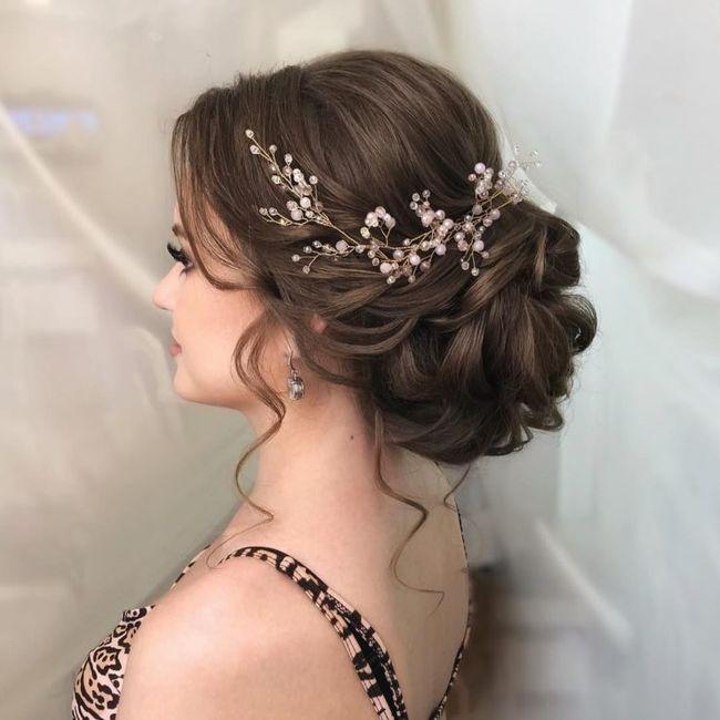 Com toucado ou coroa de flores? 💐 5