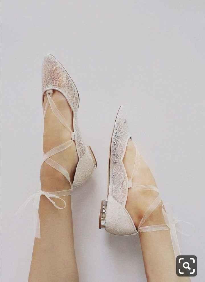 Calçado de noiva 👠 - 1