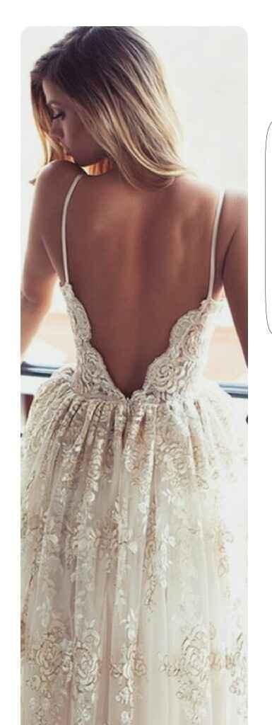 O fato do noivo e o vestido da noiva - 7
