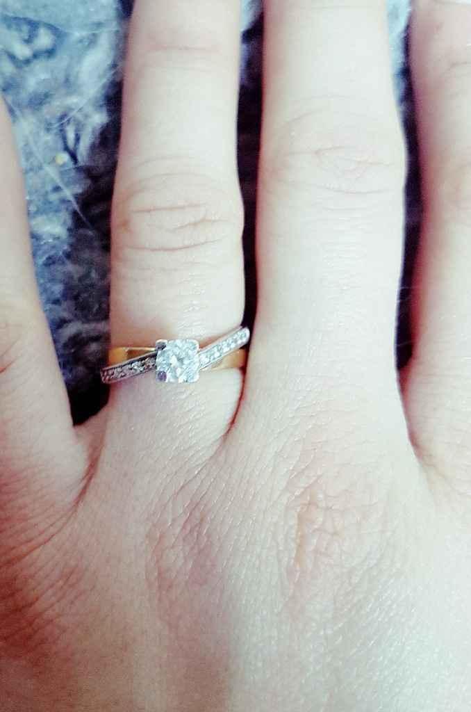 Quero ver esse anel de noivado :) - 1