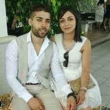 Stéphanie e Ruben