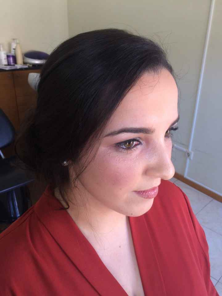 Prova penteado+makeup - 4