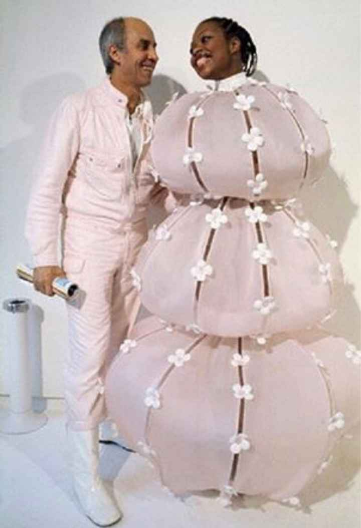Vestidos de noiva estranhos - 3