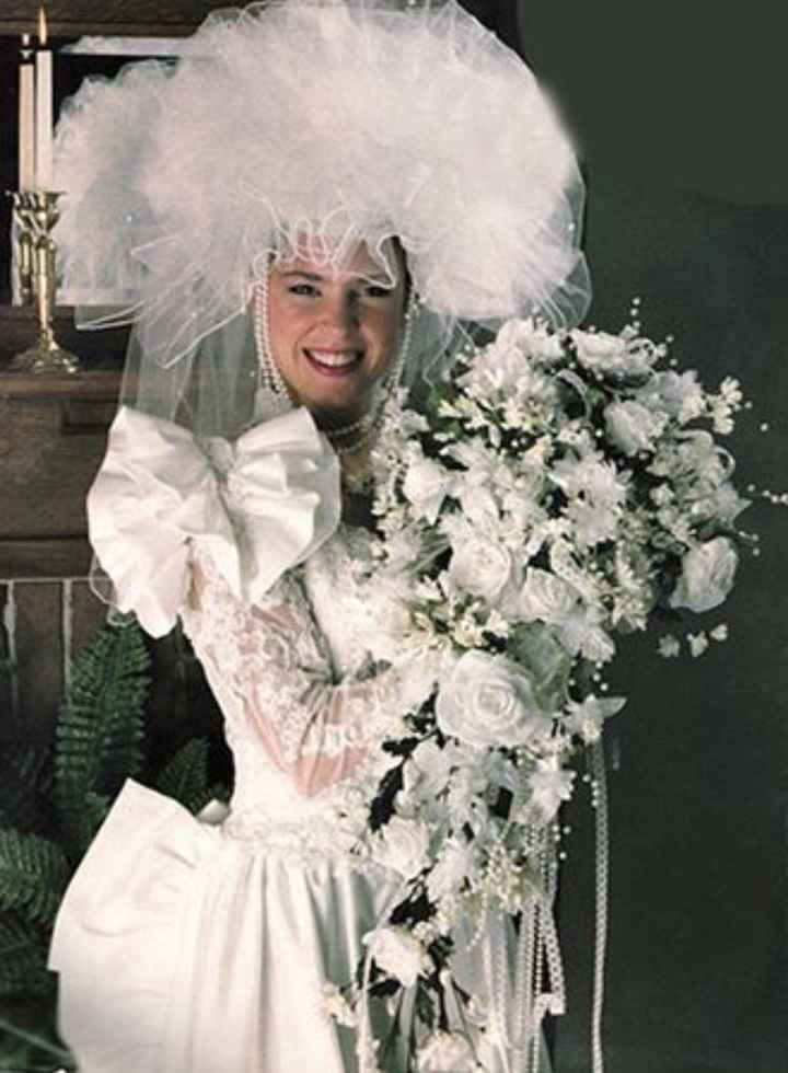 Vestidos de noiva estranhos - 4