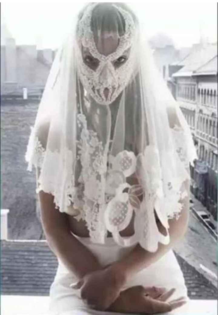 Vestidos de noiva estranhos - 9