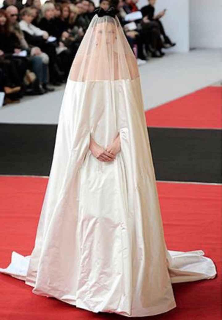 Vestidos de noiva estranhos - 15