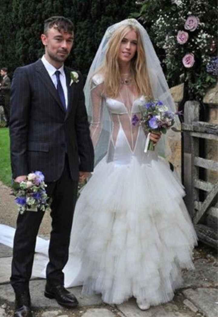 Vestidos de noiva estranhos - 18