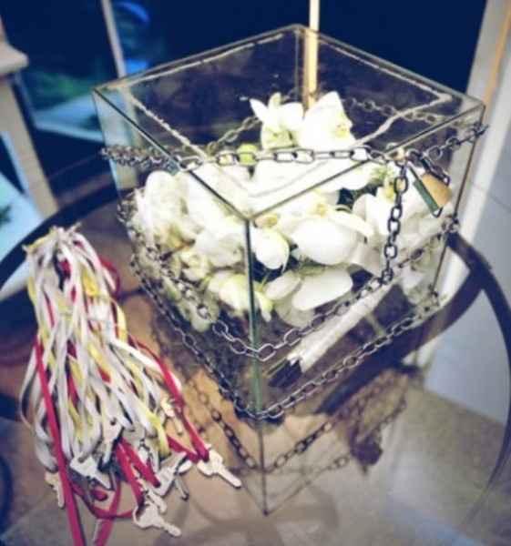 Caixa bouquet
