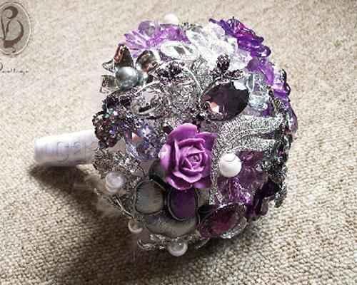 Bouquet jóias